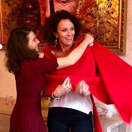 Méta- Métamorphose-couleurs-matières-formes-vêtements-développement personnel-coaching-conseil en image-connaissance de soi-formée par Flora Douville