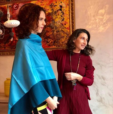 Méta- Métamorphose-couleurs-matières-formes-vêtements-développement personnel-coaching-conseil en image-connaissance de soi- Flora Douville-cpf